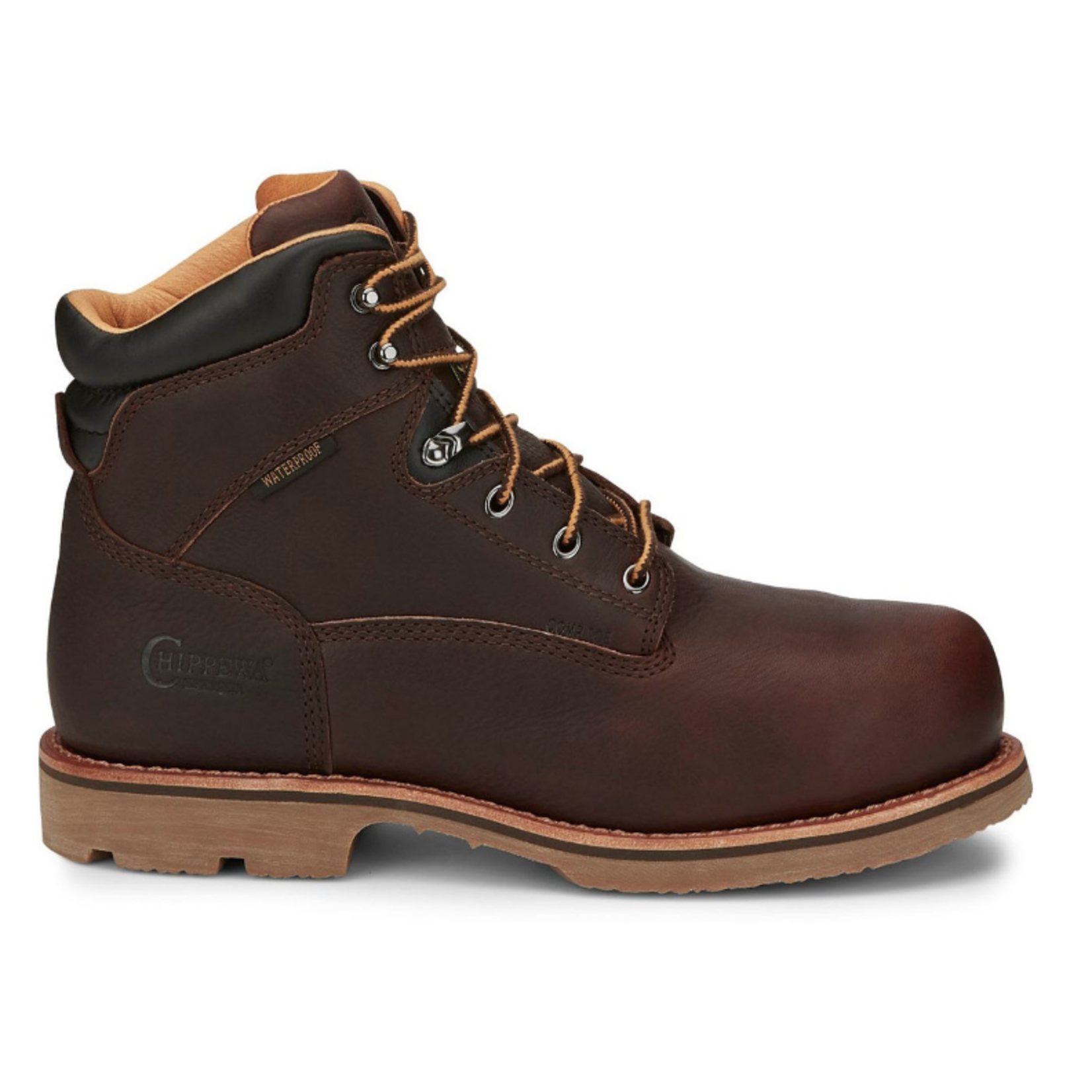 "Chippewa Men's Chippewa 6"" Composite Toe Waterproof Serious Plus 72301"