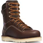 """Danner Men's Danner 8"""" Waterproof Soft Toe Quarry USA 17327"""