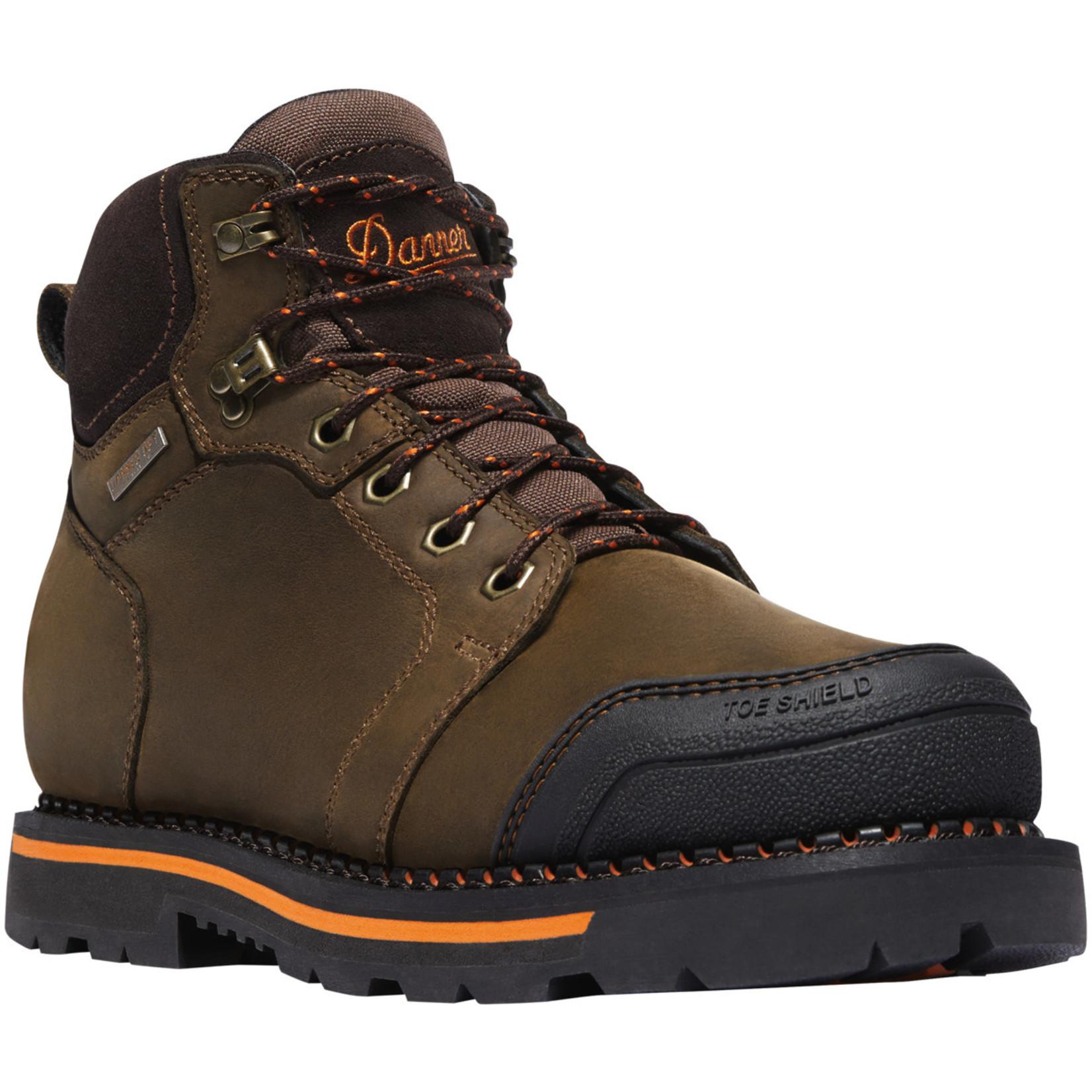 "Danner Men's Danner 6"" Soft toe Waterproof Trakwelt 13245"