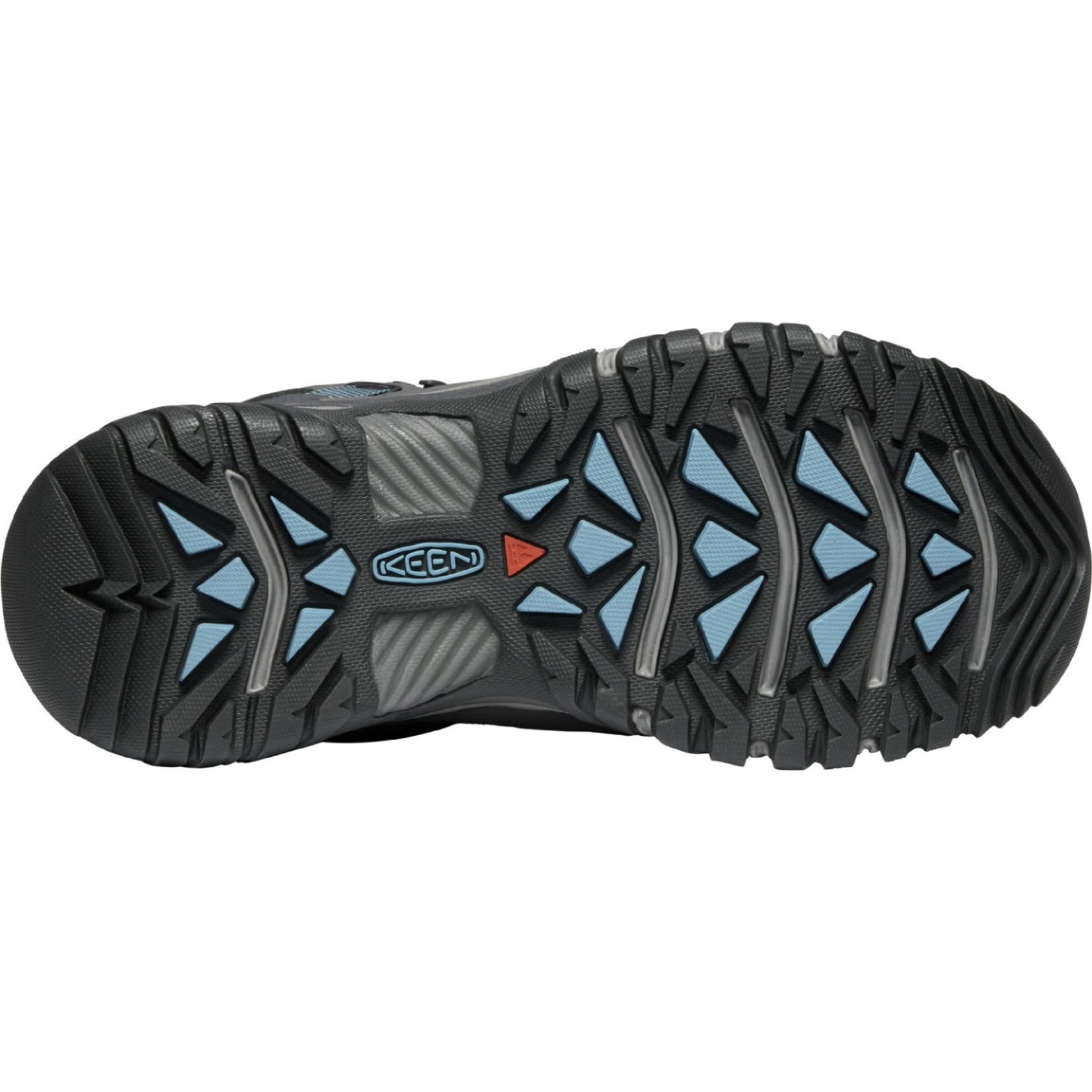 Keen Women's Keen Waterproof Targhee 3 Magnet/Atlantic Blue 1023040
