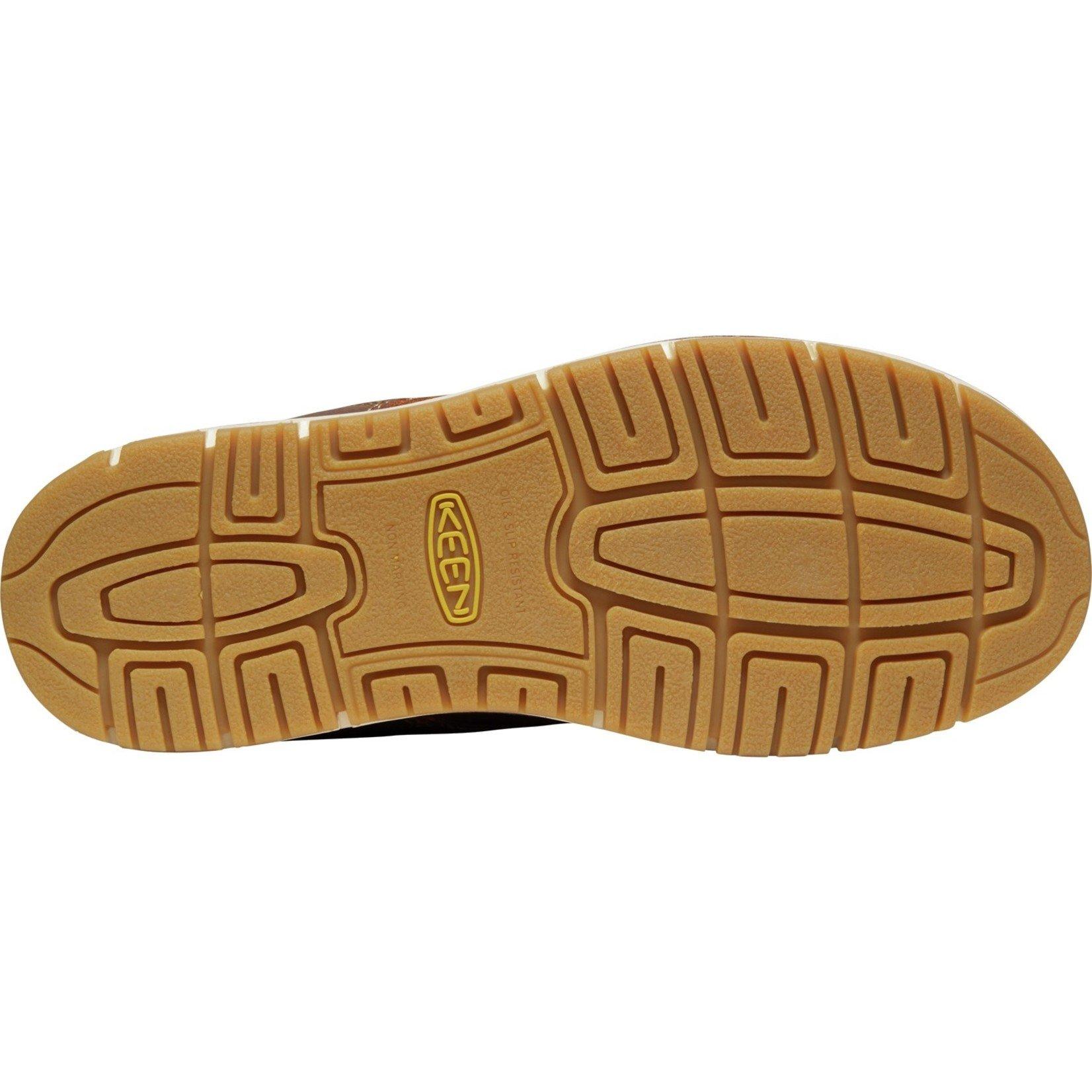 "Keen Men's Keen 6"" Aluminum Toe San Jose Gingerbread/Gum 1020055"