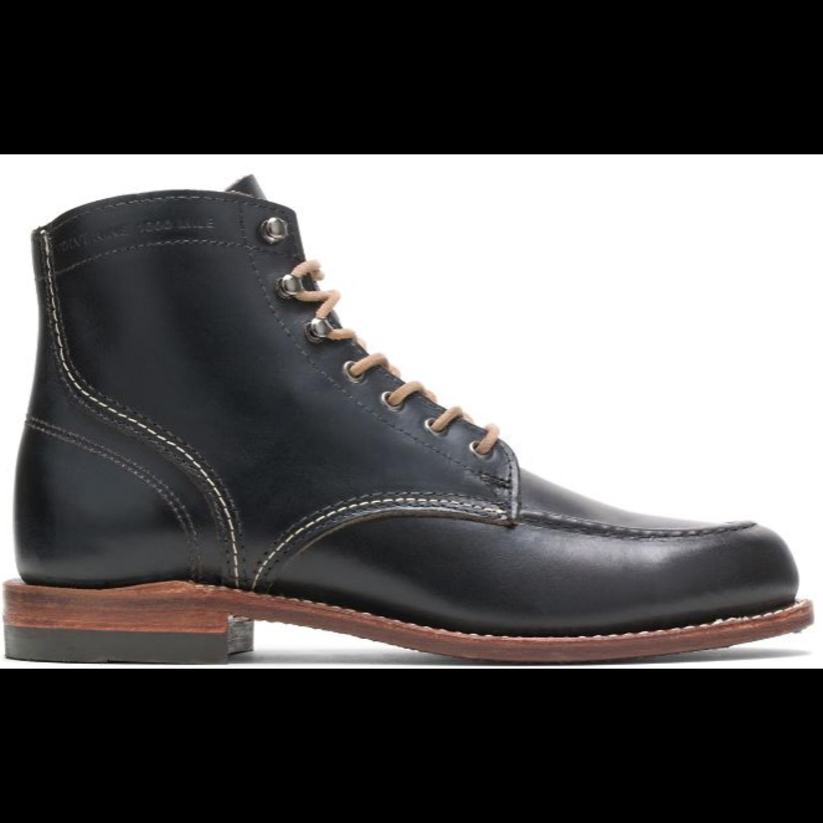 Men's Wolverine 1000 Mile 1940 Boot Black W40504