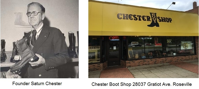 Chester Boot Shop