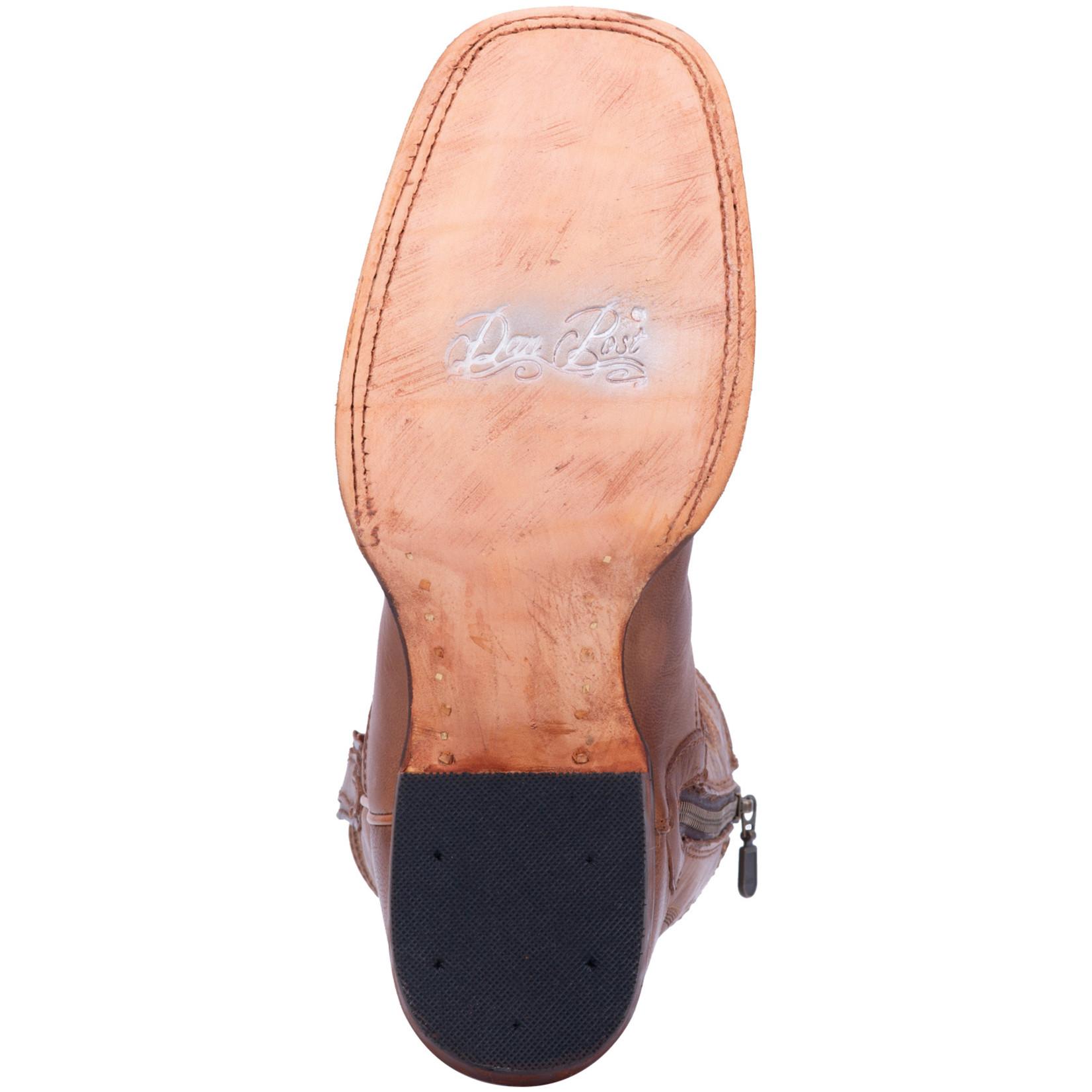 Dan Post Women's Dan Post Bay Apache Zip Boot DP4018
