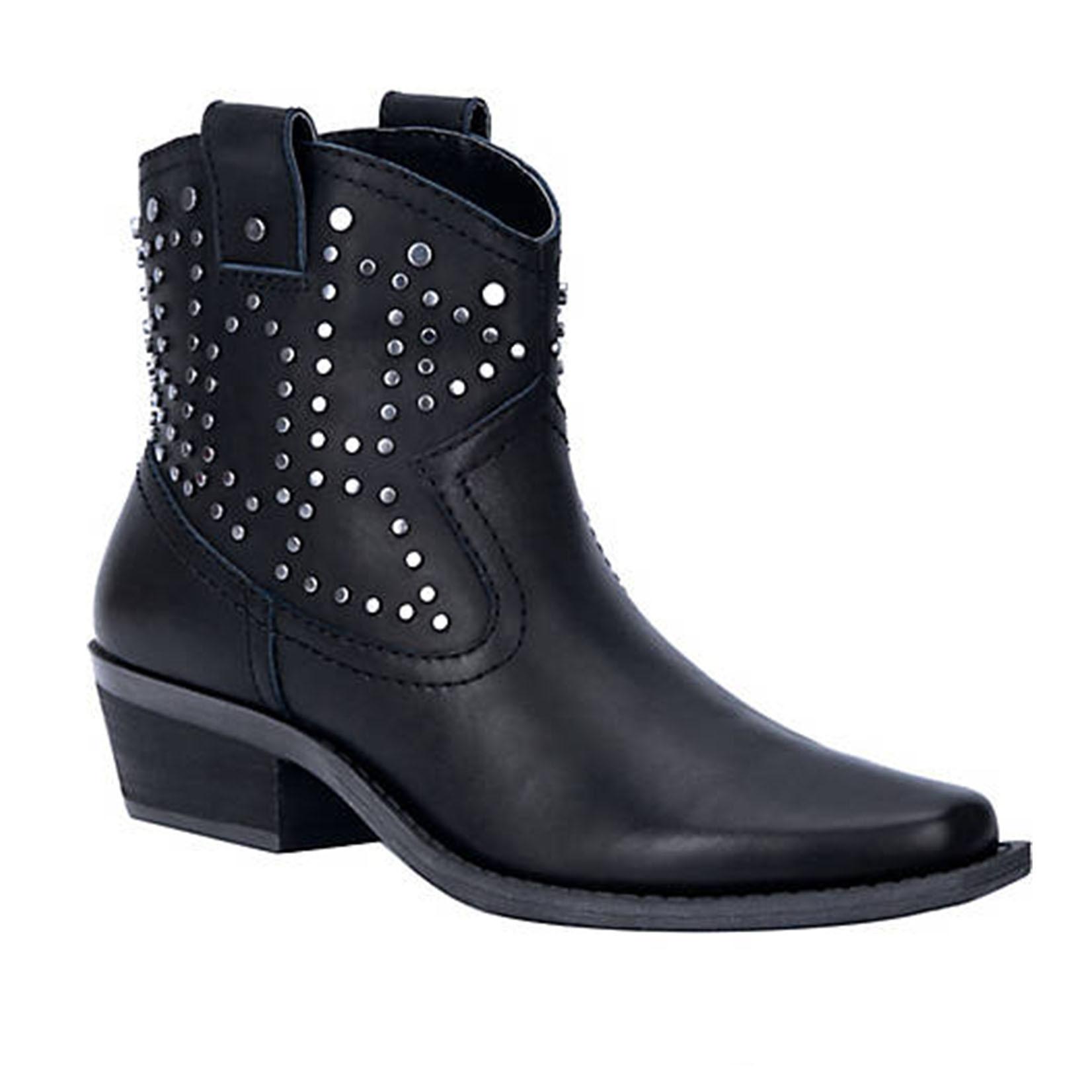 Dingo Women's Dingo Dusty Boots Black DI150