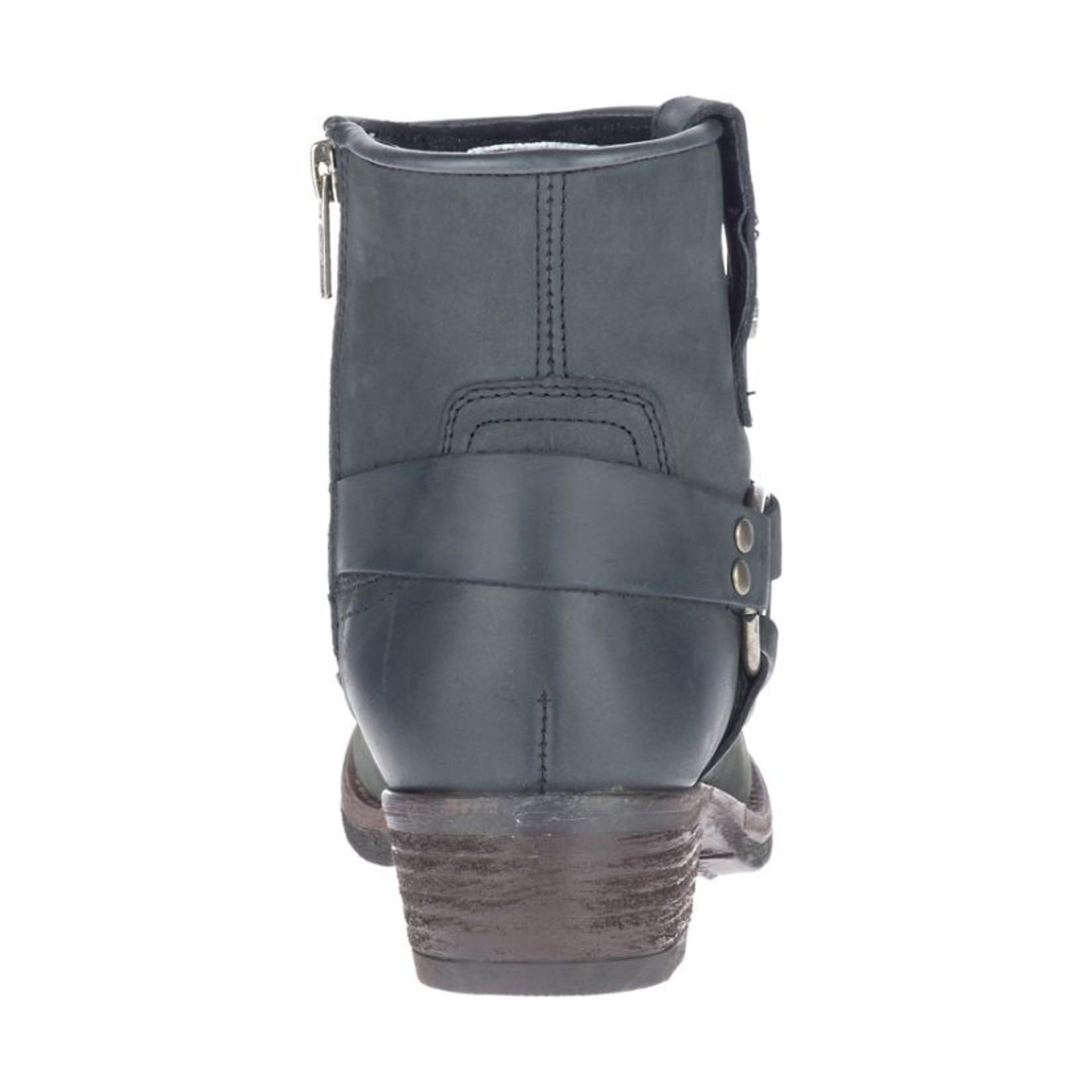 Harley Women's Harley Abbington Side Zip harness boot 84493