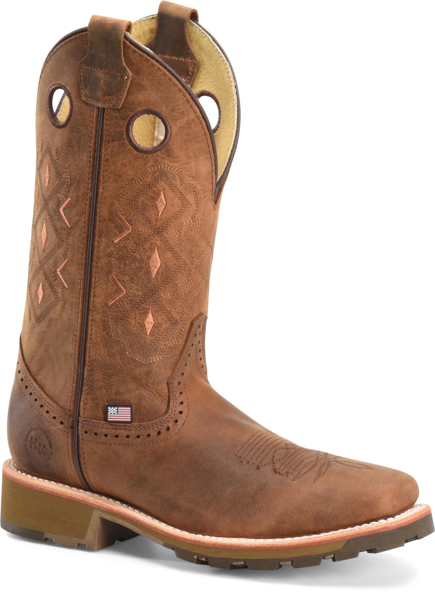Men's Double H Steel Toe Sheffield DH4641