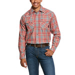 Ariat Men's Ariat FR Garrison Retro Fit Snap Work Shirt 10030301
