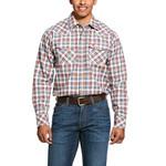 Ariat Men's Ariat FR Granite Retro Fit Snap Work Shirt 10030295