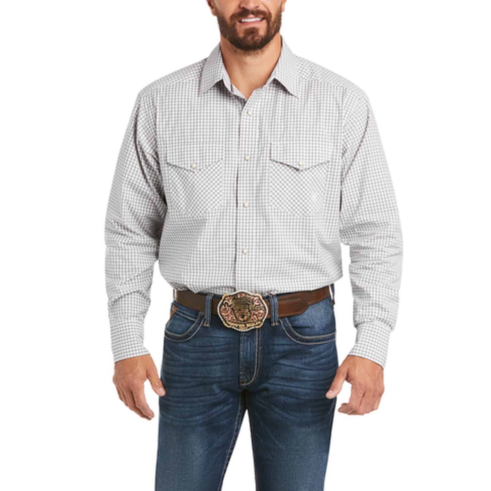 Ariat Men's Ariat Pro Taytum Classic LS Snap Shirt 10035337