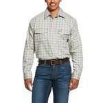 Ariat Men's Ariat  FR Whetstone Classic Fit Snap Shirt 10030324