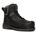 "Keen Men's Keen 6"" Carbon Toe Waterproof Philadelphia Black 1022109"