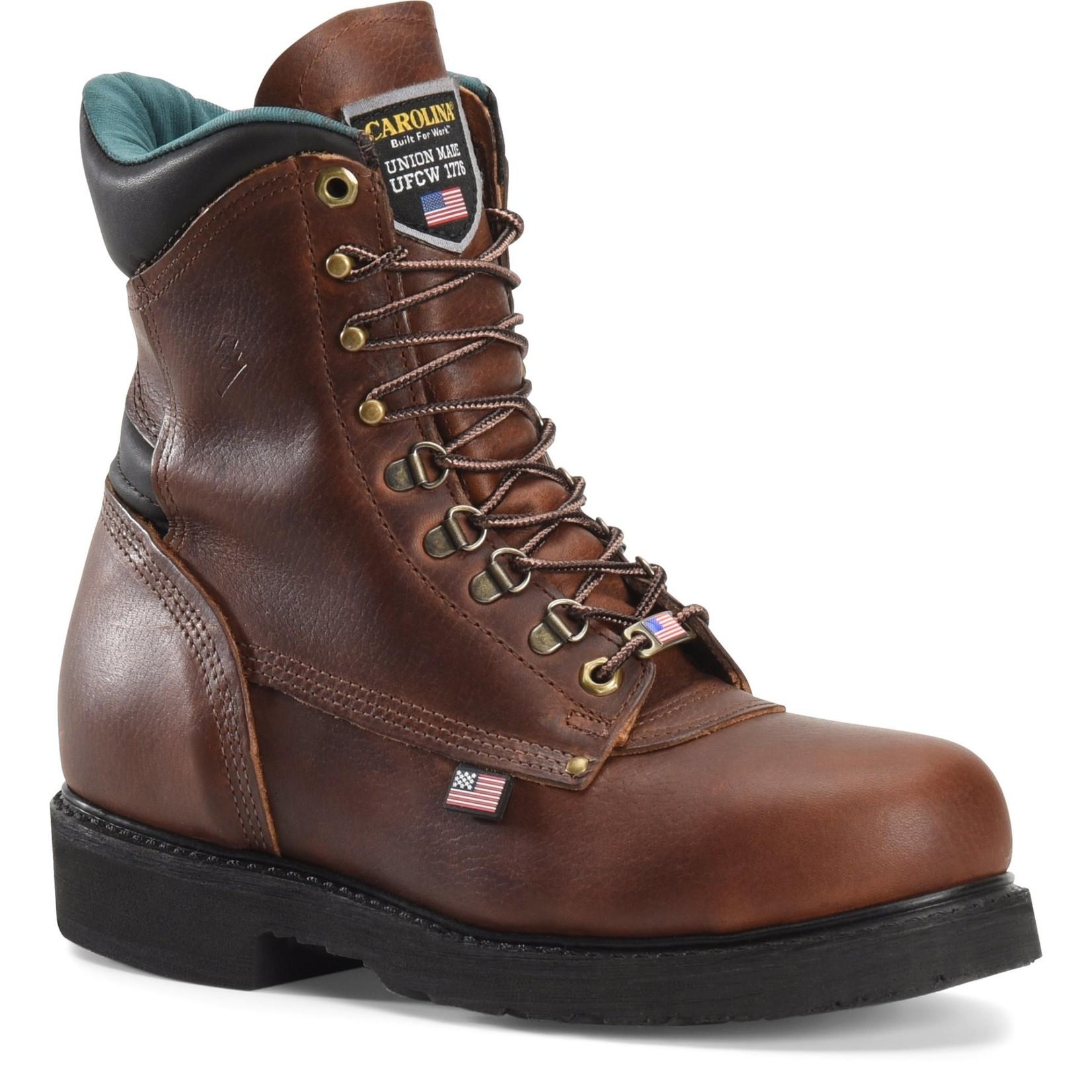 "Carolina Men's Carolina 8"" Steel Toe Sarge Hi 1809"