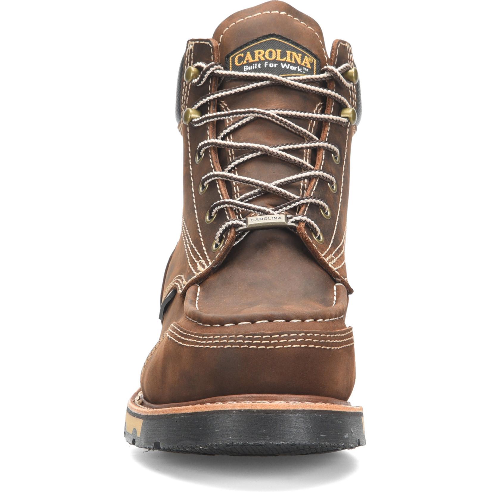 "Carolina Men's Carolina 6"" Waterproof Soft Toe Ferric USA CA7018"