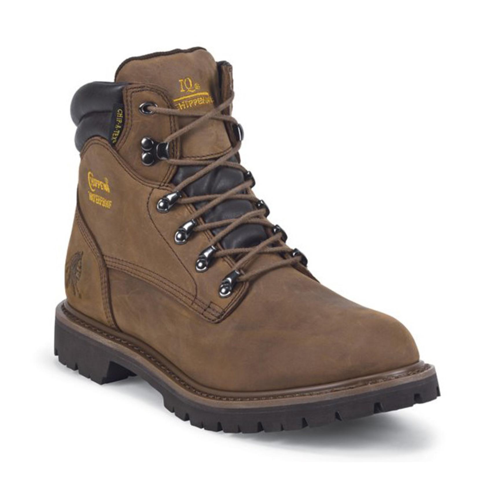 """Chippewa Men's Chippewa 6"""" Waterproof Safety Toe Insulated Birkhead 55074"""