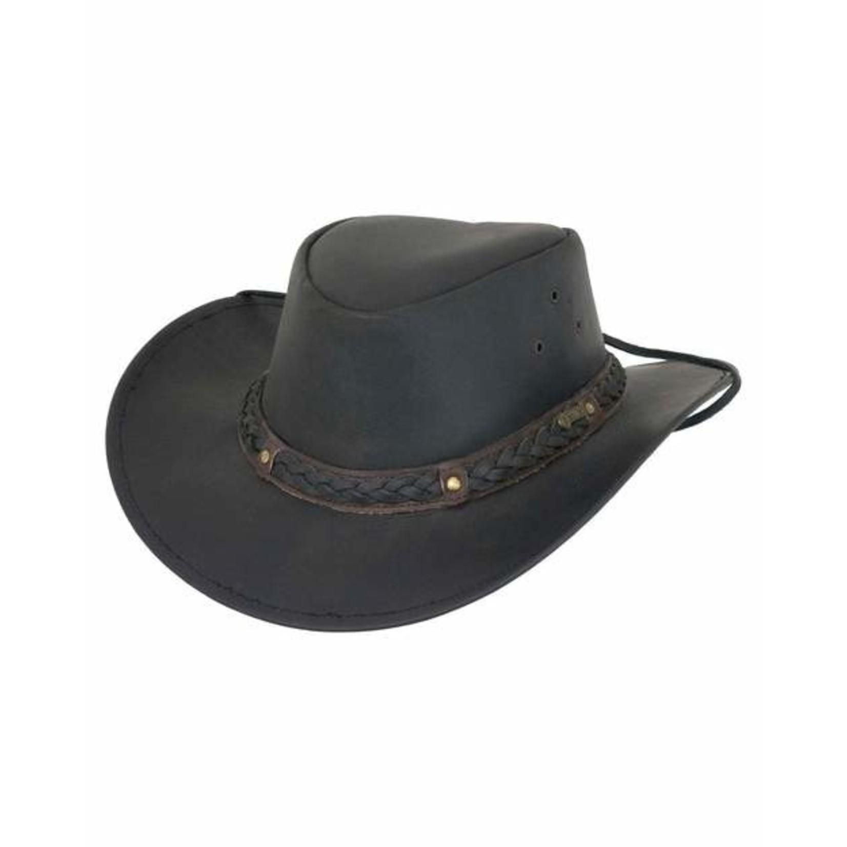 Outback Waga Waga Hat Black 1367