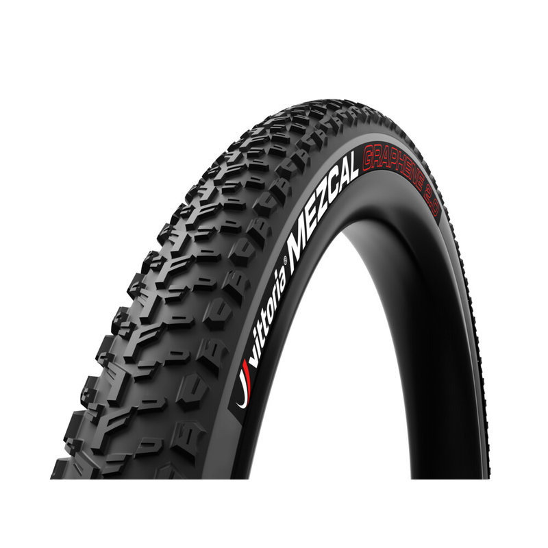 Tire - Vittoria Graphene 2.0 Mezcal 3 XC Trail - 120 TPI, Tubeless Ready