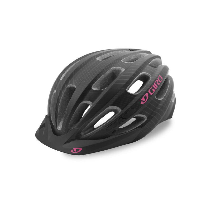 Giro Casque - Femmes - Giro Vasona - U (50-57cm) - Noir