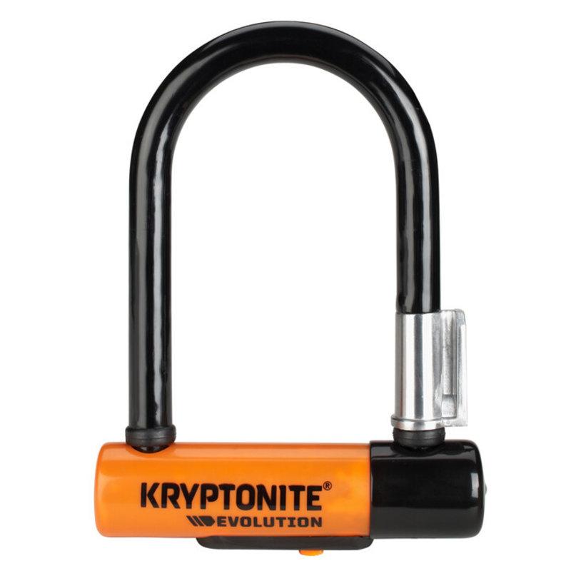 Kryptonite Lock - U - Kryptonite Evolution Mini-5 - security 7