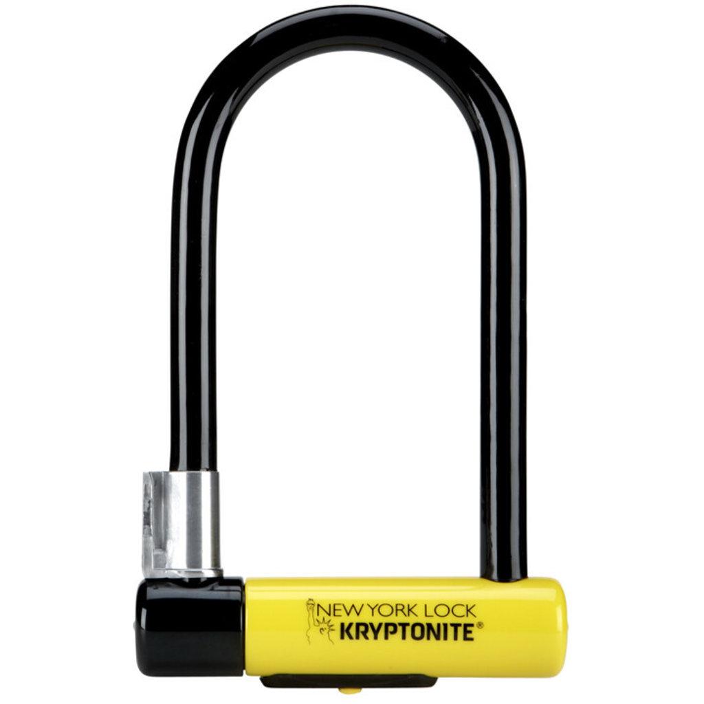 Kryptonite Lock - U - New York Lock STD - security 9