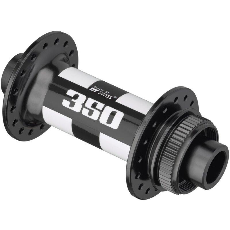DT Swiss 350 hub front 100mm 24h