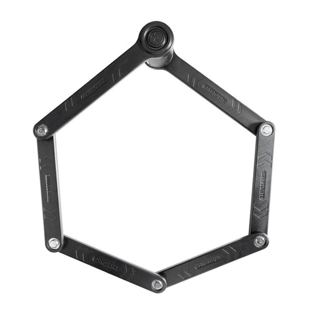 Kryptonite Lock - Folding - Kryptonite Keeper 510 - 3mm x 100cm - security 5