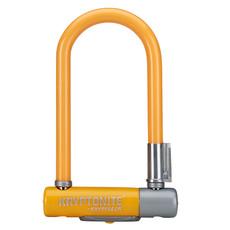 Kryptonite Lock - U - Kryptonite KryptoLok Mini-7 - security 6 - Orange
