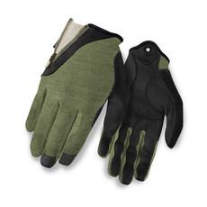 Giro Gloves - Full Women's - Giro Rulla Adult - M - Black/Green