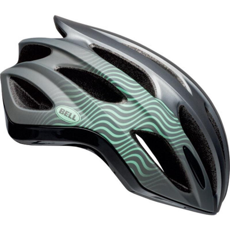 Bell Helmet - Bell Formula Mips - M (55-59cm) - Grey & Green