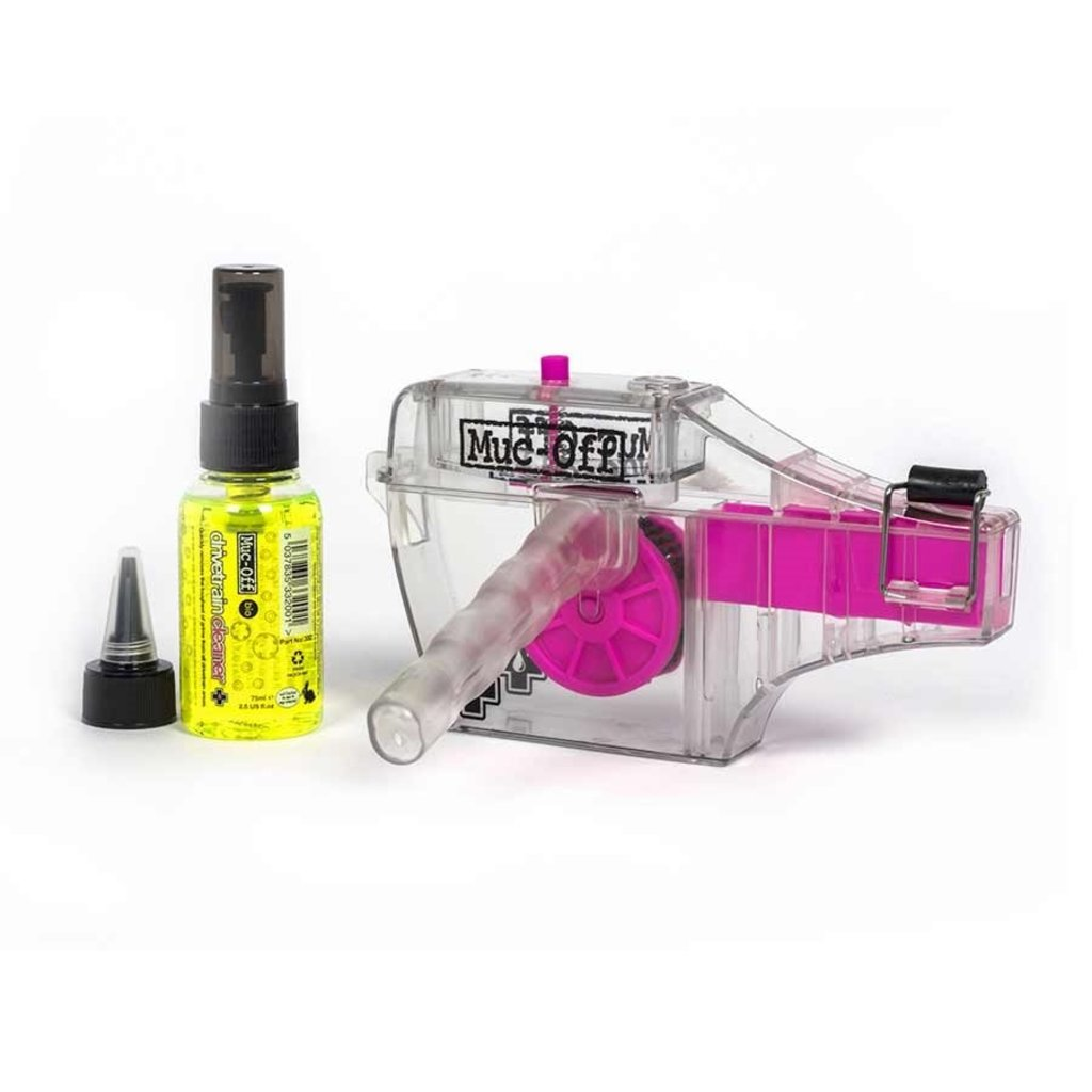 Muc-Off Muc-Off, X3 Chain Cleaning Kit