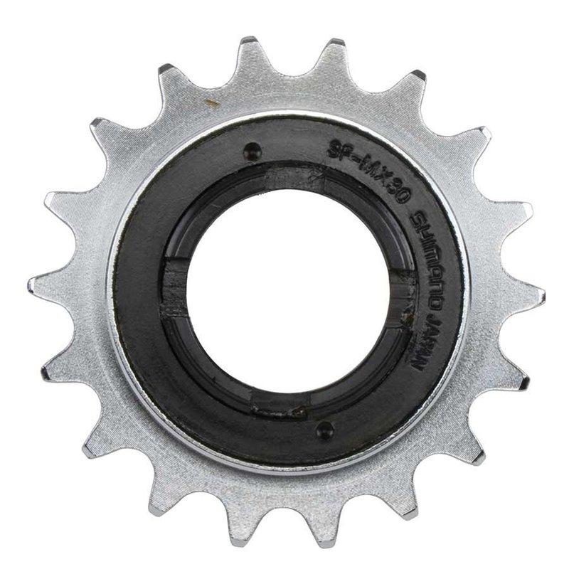 "Shimano Freewheel - 1-spd - Shimano SF-MX30 (1/2"" x 3/32"")"