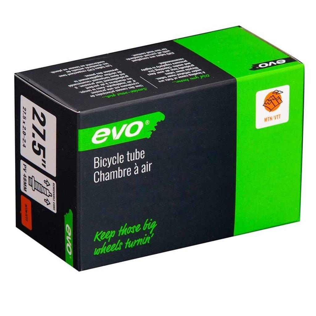 Evo EVO, Presta, Tube, Length: 48mm, 27.5'', 2.00-2.40
