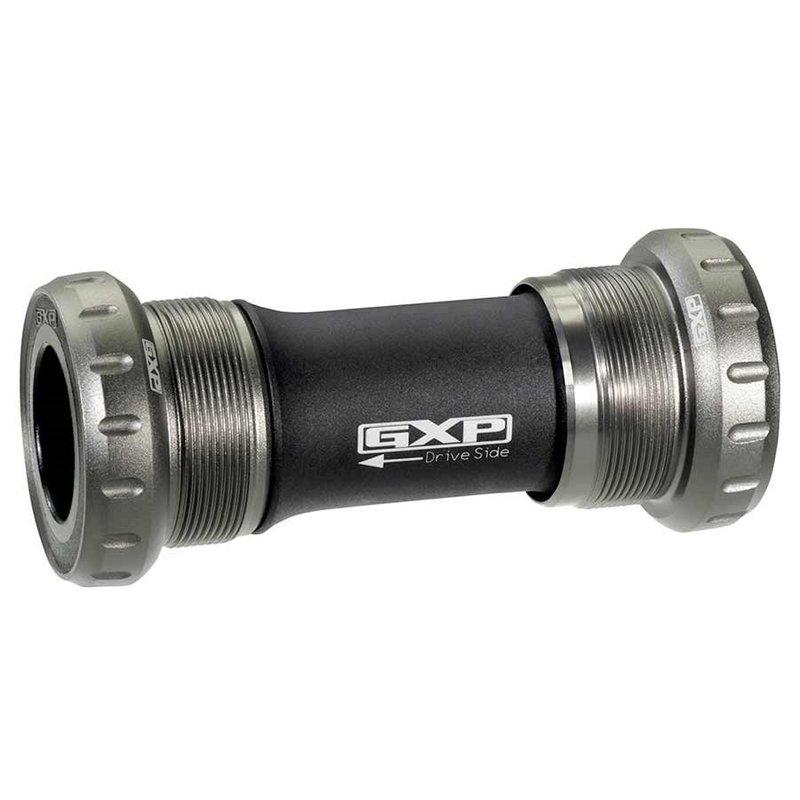 SRAM BB - SRAM Truvativ GXP Team - Italian - 70mm, 24/22mm, Steel, Silver