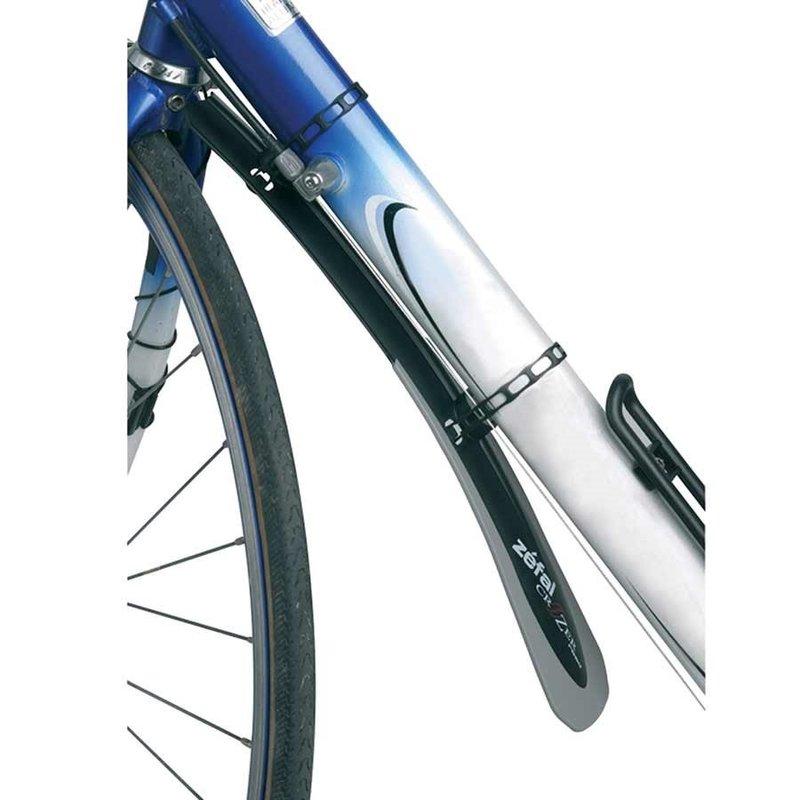 """Zefal Fender Front - Zefal Croozer Road - 50-70mm Wide - for 26-29"""" Tires - Black"""