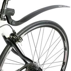 Zefal Fender Rear - Zefal Swan Road - Curved - 45mm Wide - for 700C Tires - Black