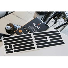 GLINT Reflective, Frame Stickers, Black, Kit
