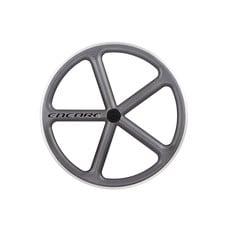 700 Rear Fixed - Encore - Carbon - 5 Spokes - Charcoal