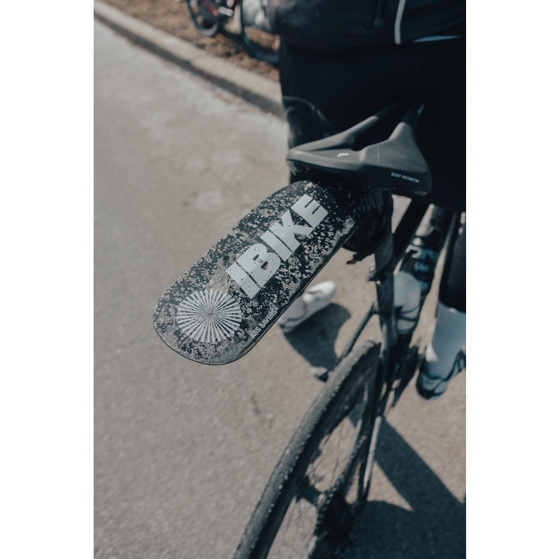 Fender Rear - iBike x Ass Savers Small