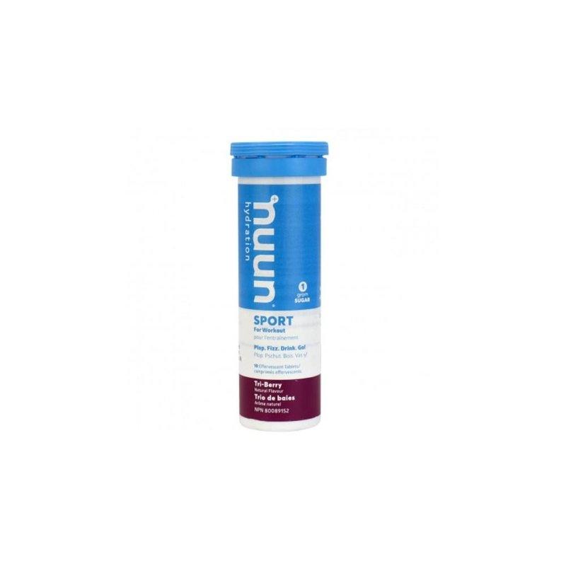 NUUN Hydratation Tabs