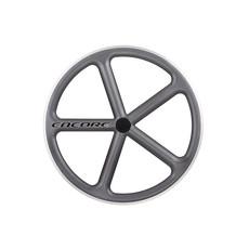 700 Front - Encore - Carbon - 5 Spokes - Charcoal