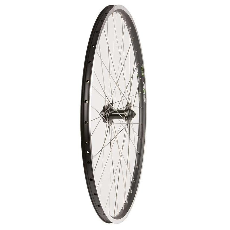 Damco - roue avant - moyeux evo - 700 c - 32t - argent