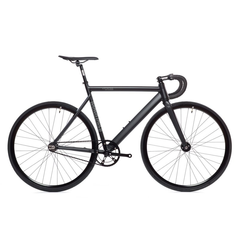 State Bicycle State Bicycle / 6061 Black Label / velo complet / guidon de route / Noir