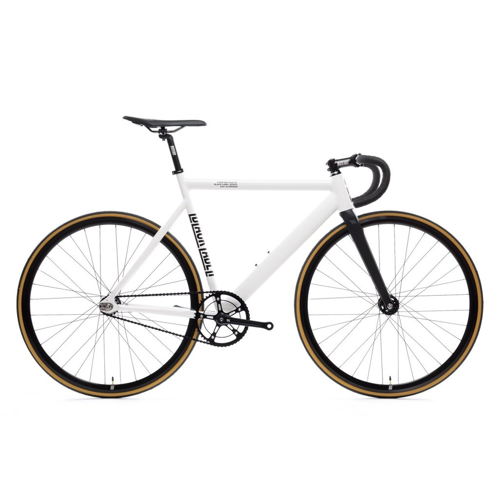 State Bicycle State Bicycle / 6061 Black Label / complete bike / drop bar / white