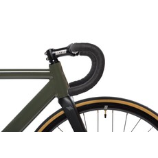 State Bicycle State Bicycle / 6061  Black label / complete bike / drop bar / army green