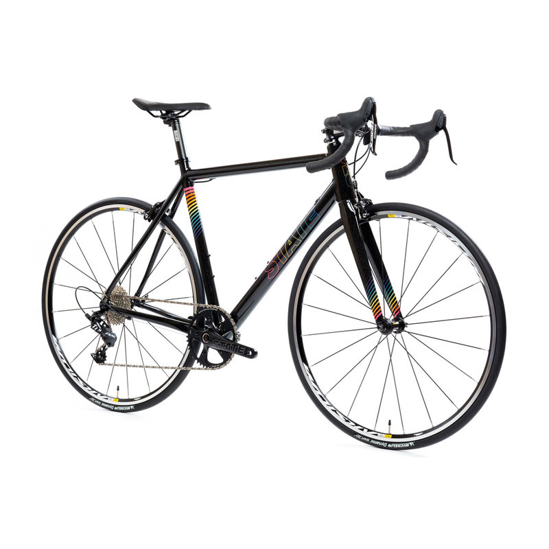 State Bicycle State Bicycle / 7005 Undefeated Road / velo complet / Sram Apex 1 x 11
