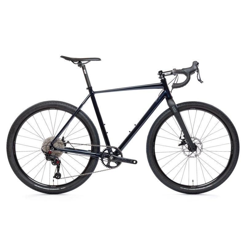 State Bicycle Sate bicycle / black label Gravel Bike / 1 x 11 / deep pacific / 51cm