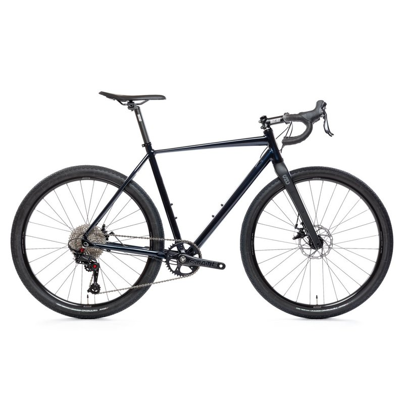 State Bicycle State bicycle / black label Gravel Bike / 1 x 11 / deep pacific / 51cm