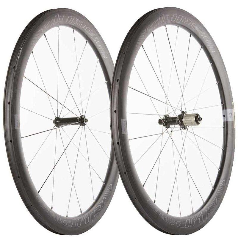 Eclypse Eclypse S9 Carbone paire de roues 50mm
