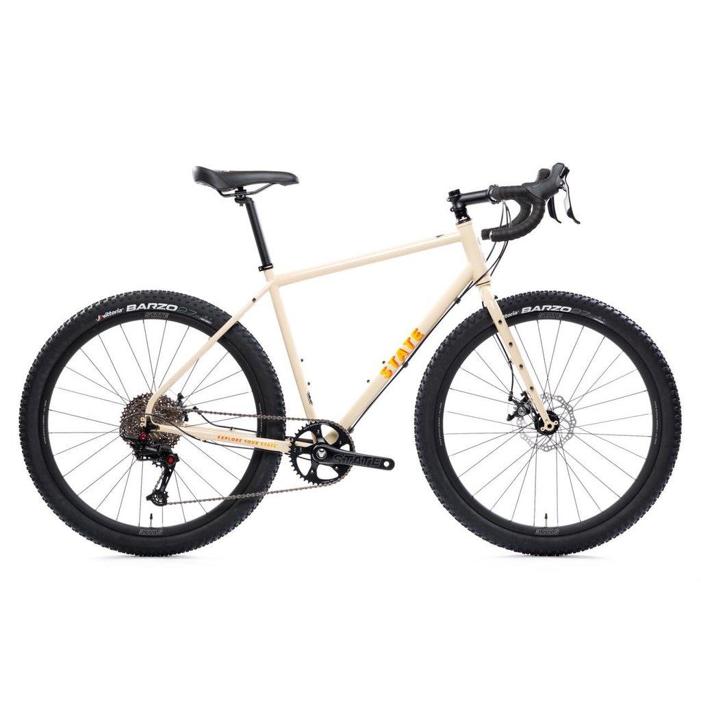 State Bicycle State 4130 / All Road / Sonoran Tan 650B