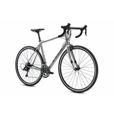fuji / Sportif 2.1 / Microshift 2 x 9 / alluminium + carbon / Grey Silver